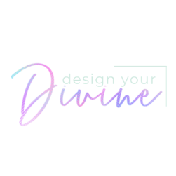 Design Your Divine.  Get aligned with your branding and social media marketing to attract more clients, change more lives, and make more money